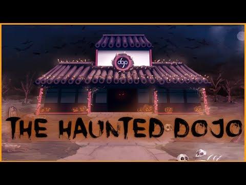 The Haunted Dojo - Halloween Collab