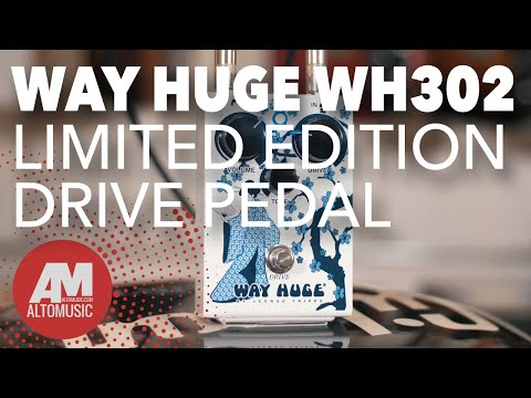 Way Huge WH302 Limited Edition Drive Pedal - Alto Music