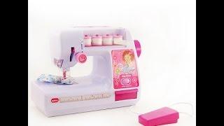 Дитяча швейна машинка на батарейках