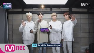 [2017 MAMA] Star Countdown D-3 by BTS