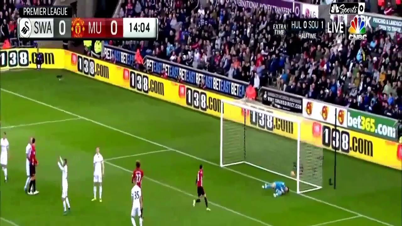 Download Swansea vs Manchester United 1 3    Zlatan Ibrahimovic Goals    EPL 6 11 2016