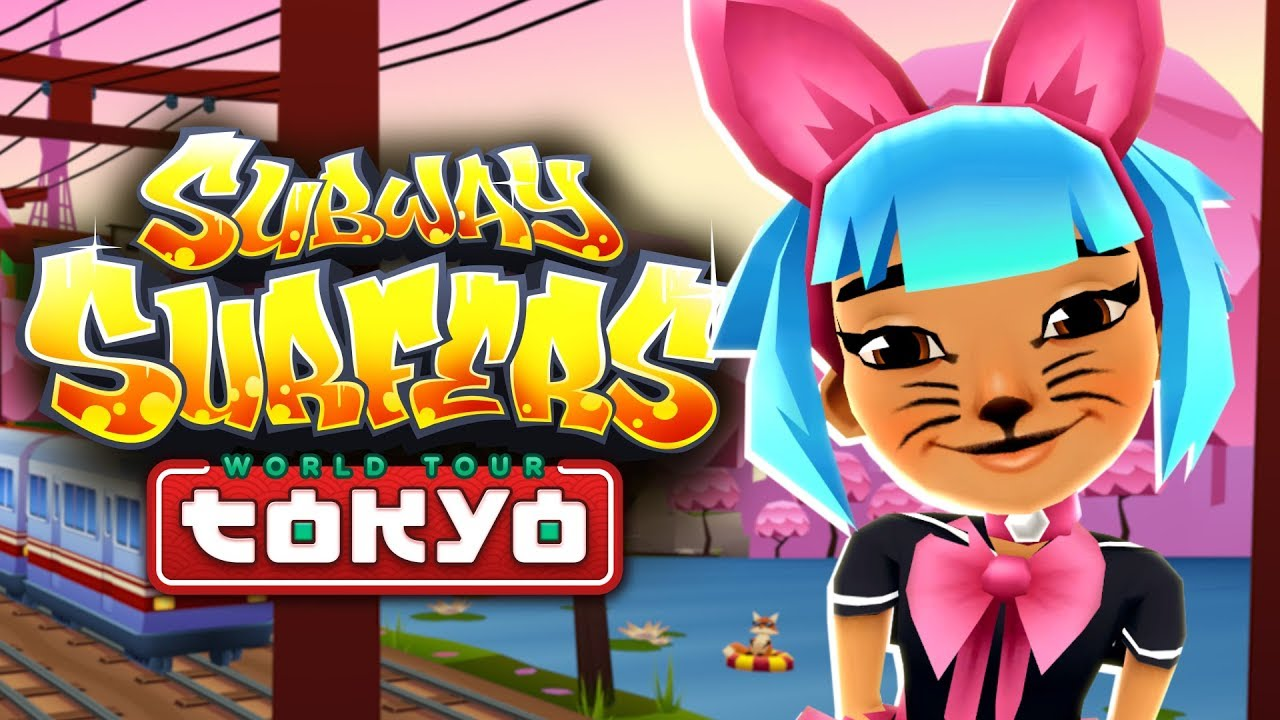 Subway Surfers World Tour 2018 Tokyo Official Trailer