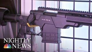 Las Vegas Shooting Reignites Gun Debate | NBC Nightly News