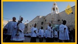 🇵🇸 رغم تضييق الاحتلال.. انطلاق الاحتفالات بميلاد المسيح في بيت لحم