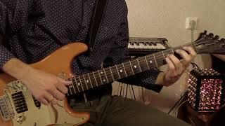 Саундтрек из фильма терминатор 2 (инструментал на гитаре)