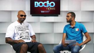 Entrevista Com MV BILL