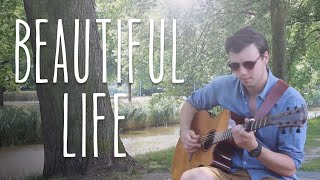 Beautiful Life - Lost Frequencies & Sandro Cavazza // Fingerstyle Guitar Cover - Dax Andreas