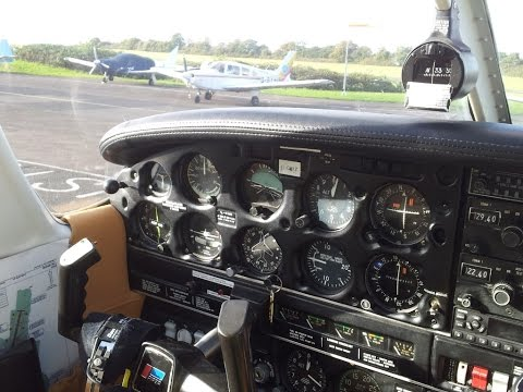 Short flight Elstree to Biggin Hill