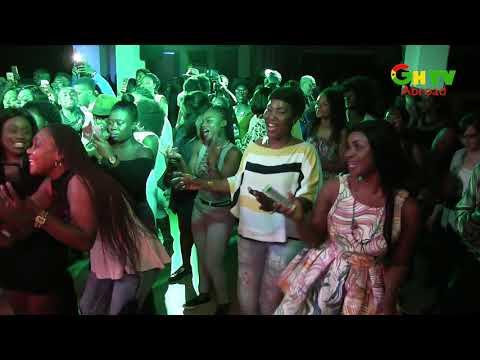 KWABENA KWABENA LIVE ON STAGE IN HAMBURG GERMANY- GHANA TV ABROAD