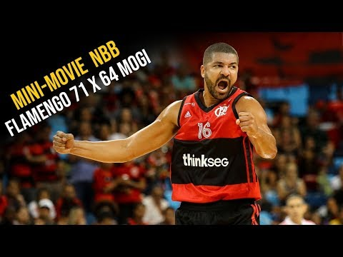 Mini-Movie NBB - Flamengo 71 x 64 Mogi