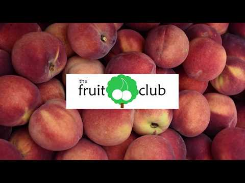 The Fruit Club - How to Ripen Peaches