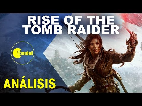 Rise of the Tomb Raider - Videoanálisis