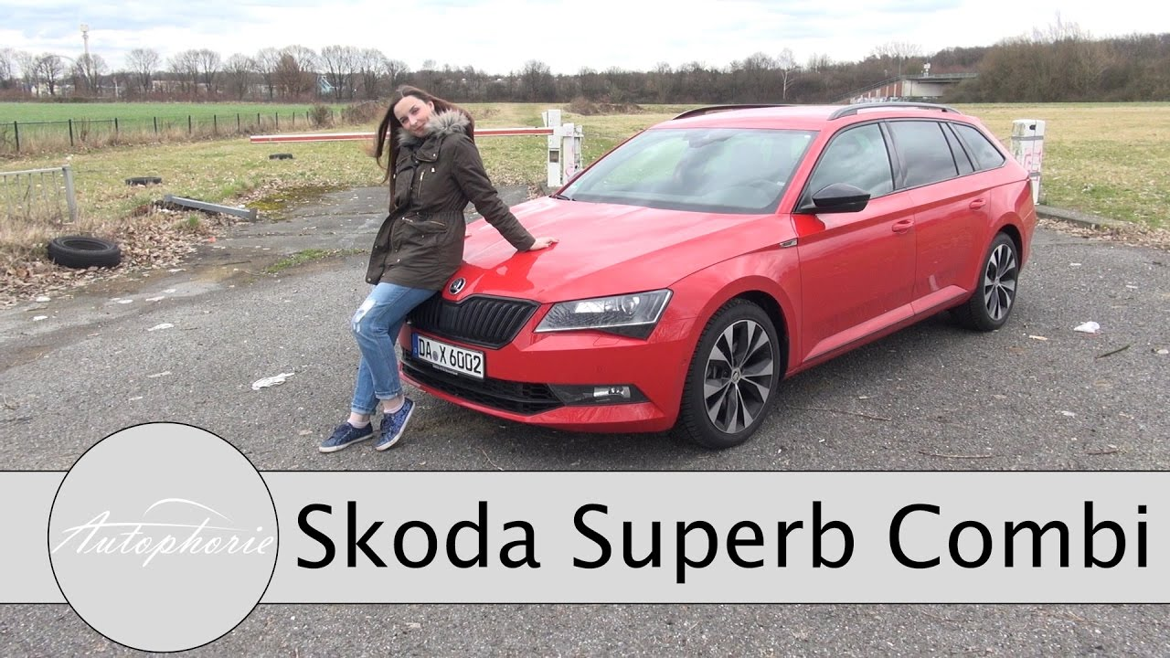 skoda superb combi sportline 2 0 tsi 4x4 dsg test 280 ps power kombi im sport look. Black Bedroom Furniture Sets. Home Design Ideas