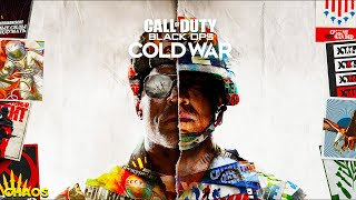 Black Ops: Cold War OFFICIAL COVER ART & Release Date - PS5 / XBOX SERIES X