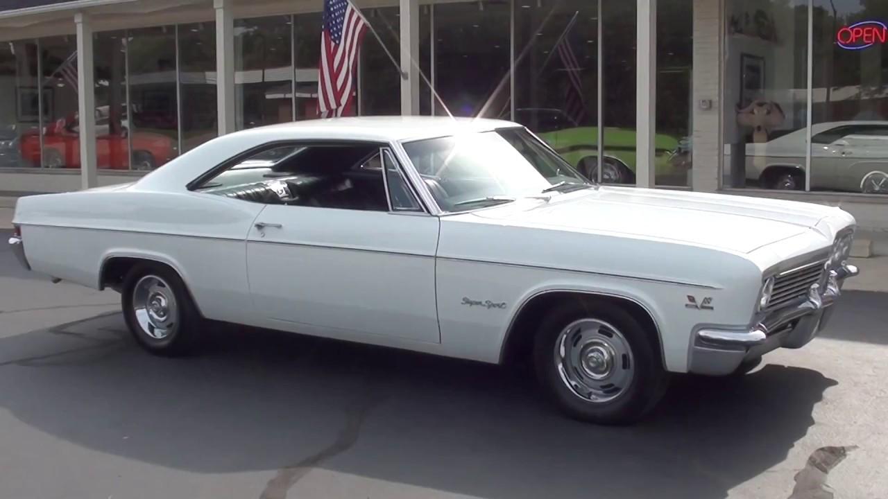 1966 Chevrolet Impala SS $31,900 00