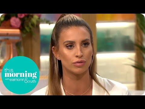 Ferne McCann Reveals How Incontinence Affected Her Life | This Morning
