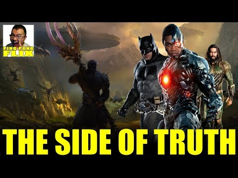 THE SIDE OF TRUTH – Snyder Cut Update, Darkseid Confirmed, Ray Fisher Confirms SC, WB Phone Call