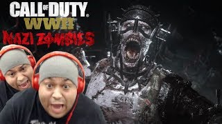 I CAN NOT BELIEVE I MADE IT TO THIS WAVE!!! [COD: WWII ZOMBIES]