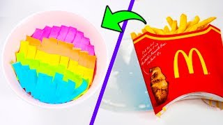 ADDING WEIRD THINGS INTO SLIME! How To DIY Weirdest Slime Ingredients Recipes
