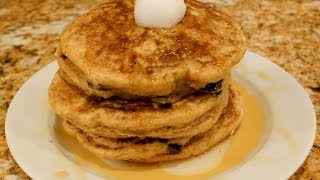 The Pancake Channel ~ Banana Chocolate Chip Pancakes Thumbnail