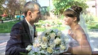 Свадьба в Донецке.