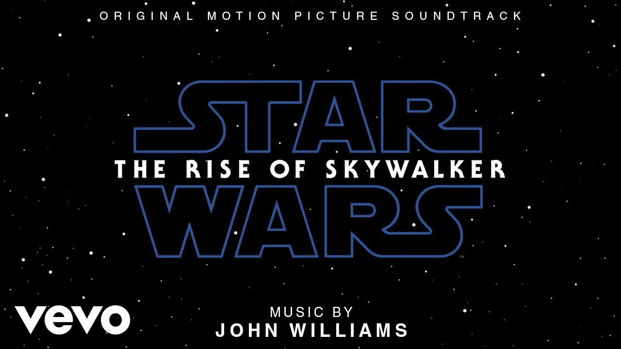 John Williams Finale From Star Wars The Rise Of Skywalker Audio Only Youtube