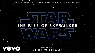 "Gambar cover John Williams - Finale (From ""Star Wars: The Rise of Skywalker""/Audio Only)"
