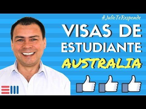 Visas de Estudiante - Australia: Todo lo que necesitas saber (Preguntas y Respuestas)