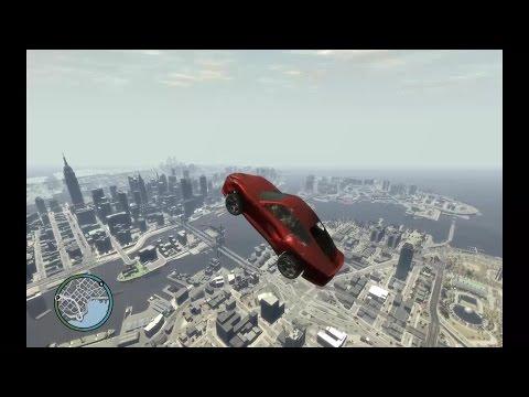 GTA 4 - Randomness