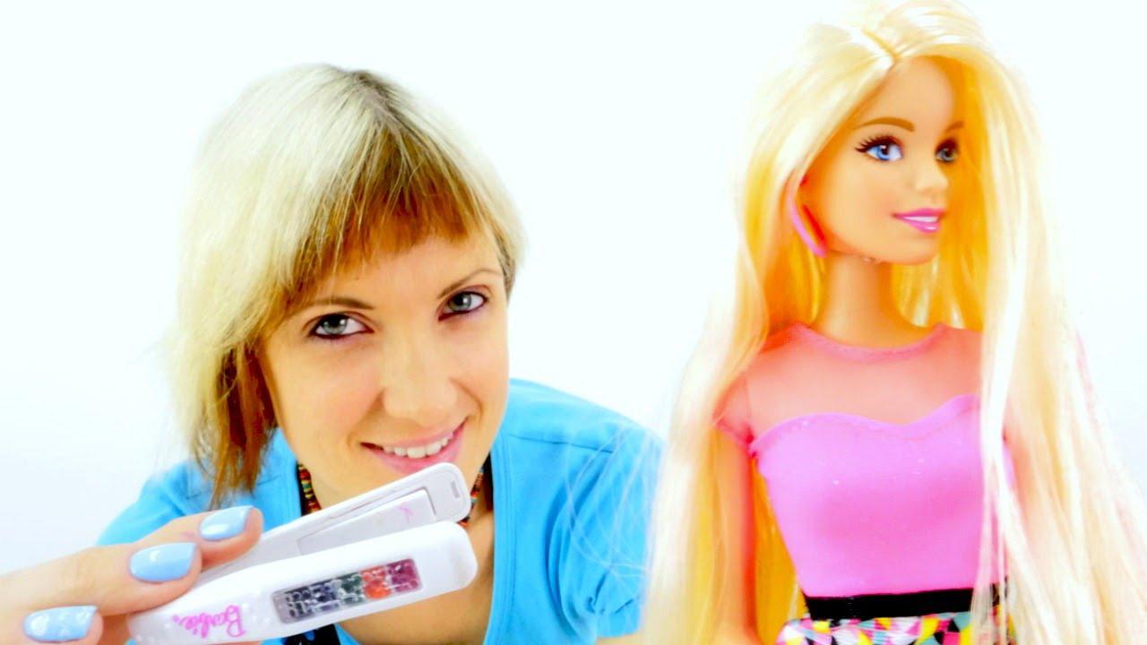 Парикмахерская кукла для причесок 66