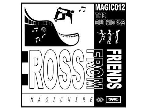 Ross From Friends - D1RT BOX