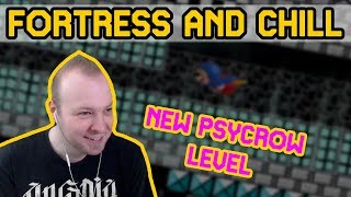 A NEW PSYCROW LEVEL??? Fortress and Chill [NSMBU]