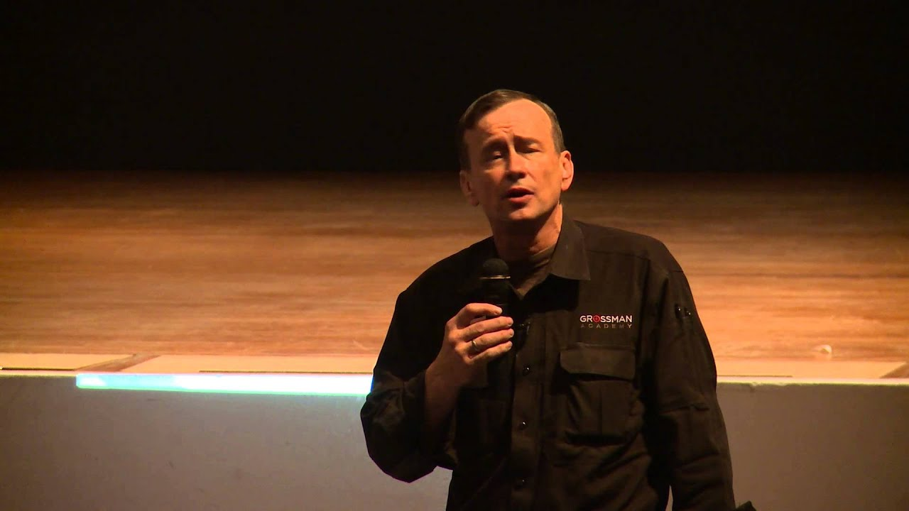 "Dave Grossman: ""Bulletproof Mind"""