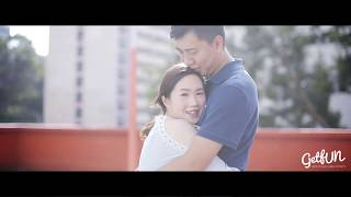 Get FUN! Salad and Wai Love Story Music Video Trailer