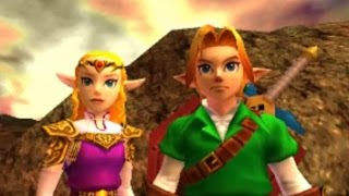 The Legend Of Zelda: Ocarina Of Time 3D 100% Walkthrough Finale - Final Boss / Ending & Credits