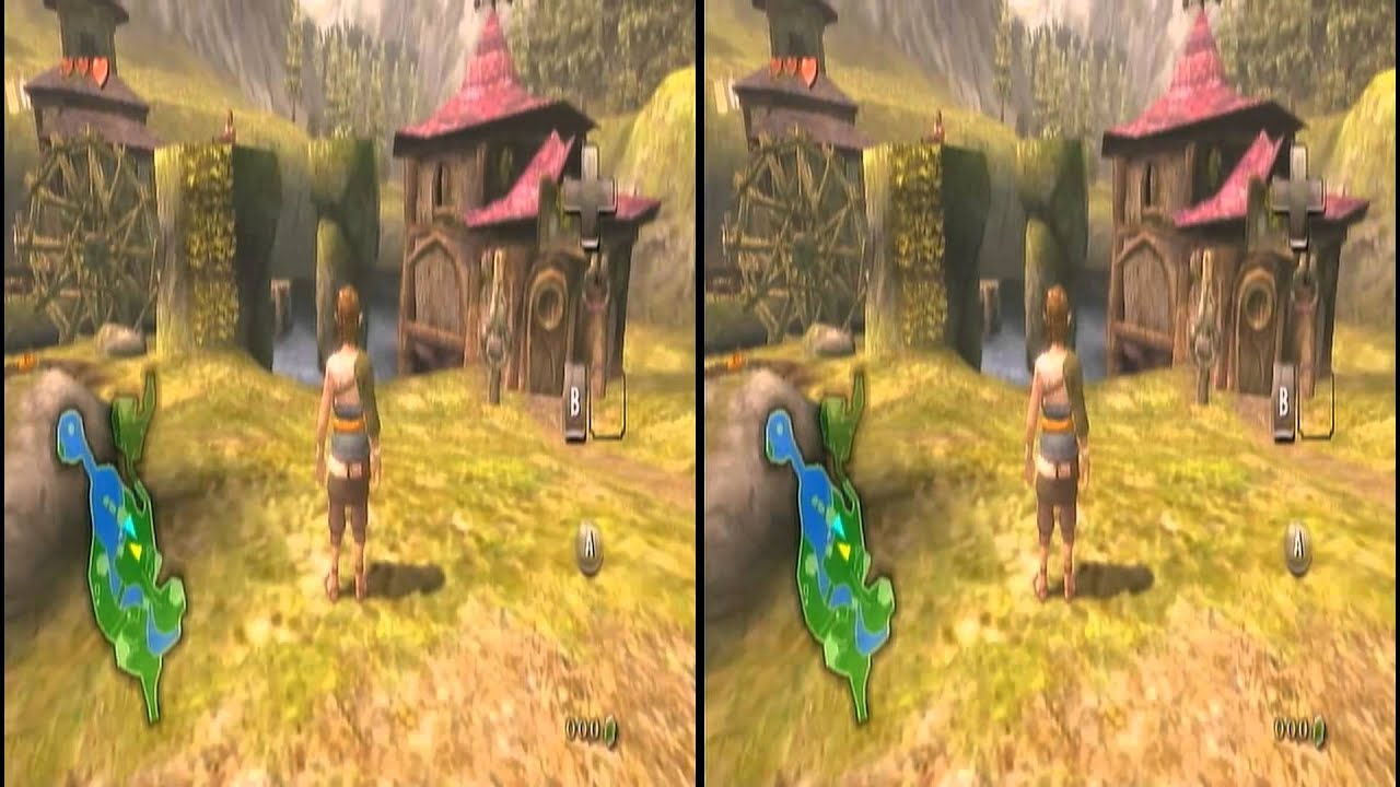 The Complete Walk Thourgh of The Legend of Zelda Twilight Princess (Wii) in 1080p HD 3D Part 1 ...