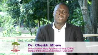 Dr. Cheikh Mbow: Landscape and Future Earth