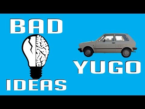 The Yugo: The Worst Car in History - Bad Ideas #1
