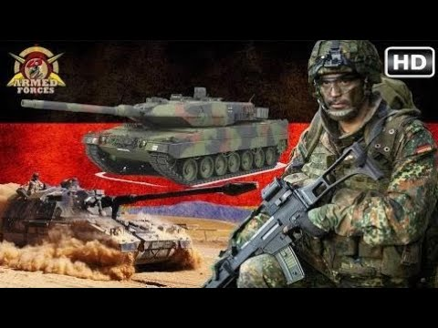 News Weapons Of War2017 -  German Army 2017 - Plans for Greater Military Power in NATO