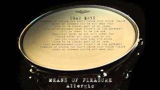 Allergic - Dead boys