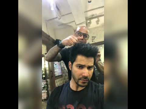 Varun Dhawan New Hairstyle Youtube
