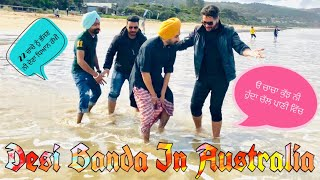 Desi Banda In Australia🇦🇺 || Arsh Salh Team || Harman Team || Full Comedy video😂