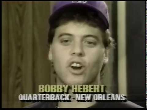 Bobby Hebert New Orleans Saints CBS Jimmy the Greek & Cajuns