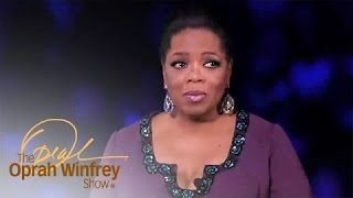 How Oprah Helped More Than 400 Black Men Pursue Their Dreams | The Oprah Winfrey Show | OWN