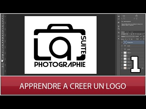 creation d'un logo avec photoshop