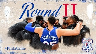 Philadelphia 76ers Official MINI-MOVIE vs Miami Heat   EC Semifinals   2017/18 NBA Playoffs