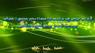 When I Wanted You by Barry Manilow