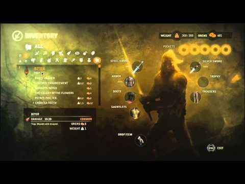 Playing: The Witcher 2 Enhanced Edition - Part 20 - Ship-wreck Searching!