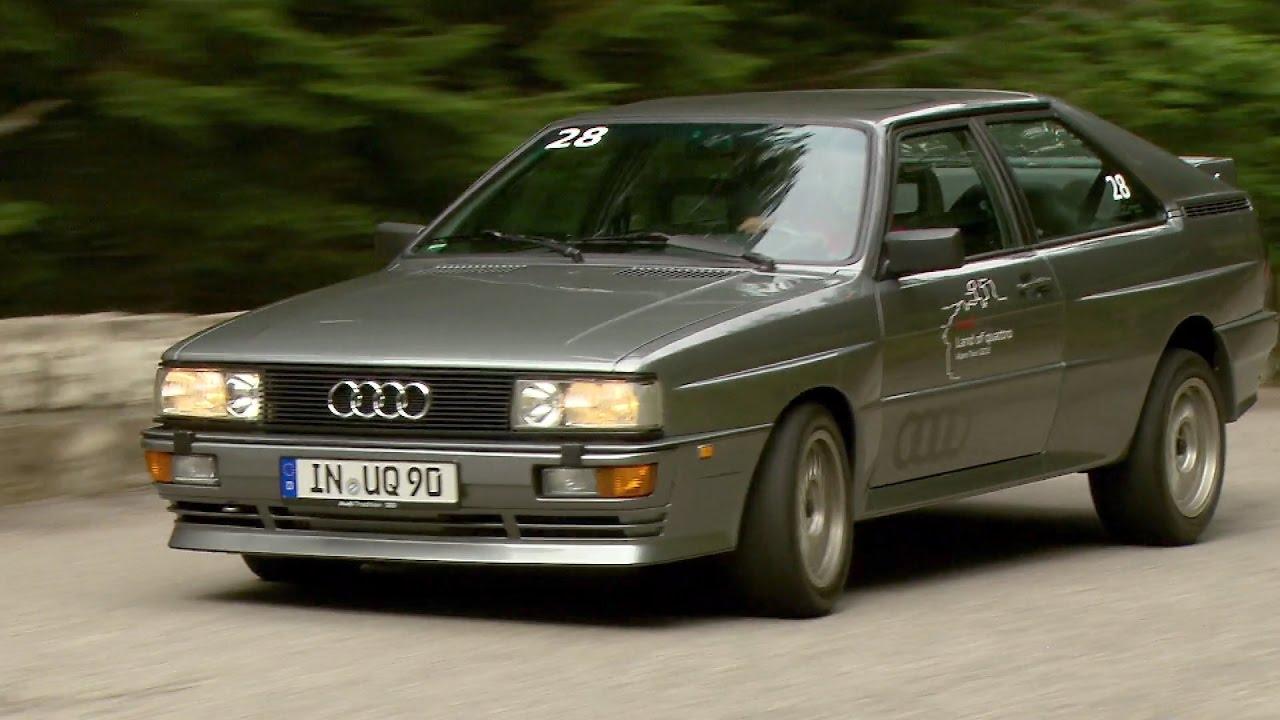 Audi Quattro UrQuattro B YouTube - Audi quattro