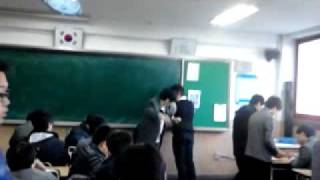 (한국)체벌 동영상5 (Korea) corporal punishment